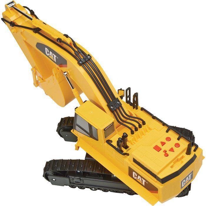 CAT Excavator Construction Toy