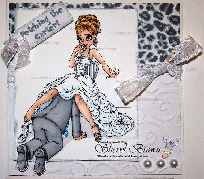 Funny Wedding Garters: Pinterest • The World's Catalog Of Ideas