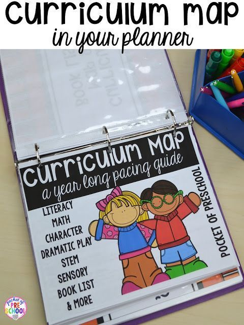 kindergarten monthly curriculum