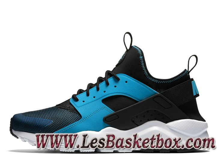 new styles 00576 9bf31 ... Nike Air Huarache Run Ultra Blue Lagoon White 819685 401 Chaussures  Officiel Urh Site Pour Homme ...