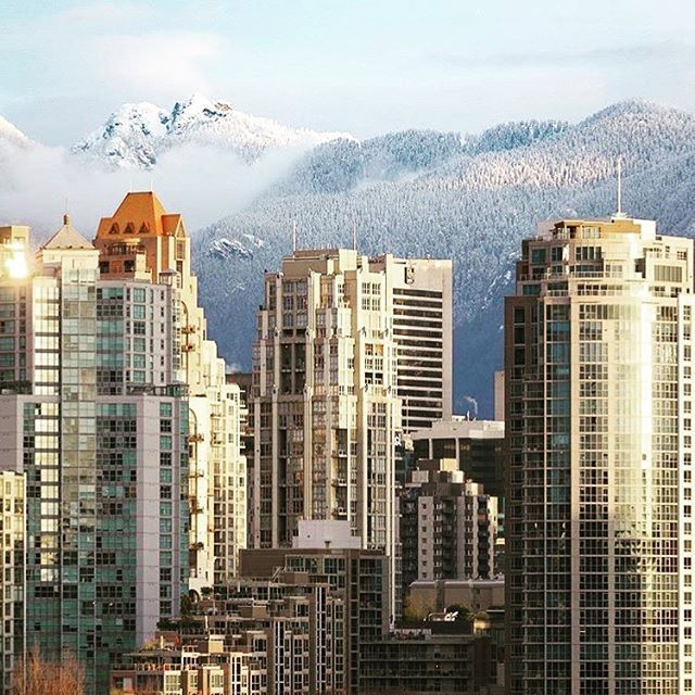 """""""VanCity's calling..... and I'm gonna be there"""" - B. Levy #samesunvancouver"""
