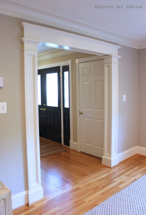 Image from http://cf.remodelaholic.com/wp-content/uploads/2015/04/door-casing-with-columns-and-lintel-style-Driven-By-Decor.jpg.