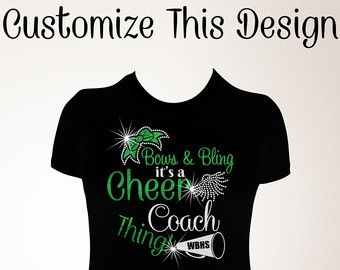 Cheer mom shirt | Etsy