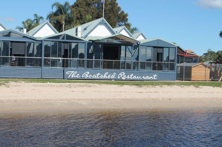#perth #boatshed #westernaustralia www.boatshedrestaurant.com