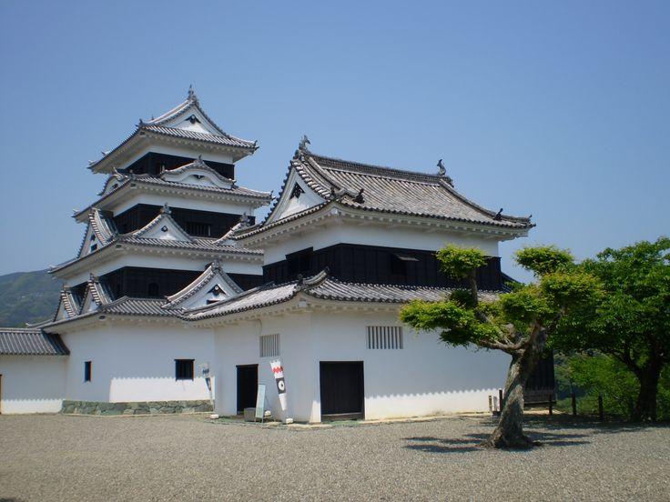 Ozu Jo - also known as Jizogatake Castle