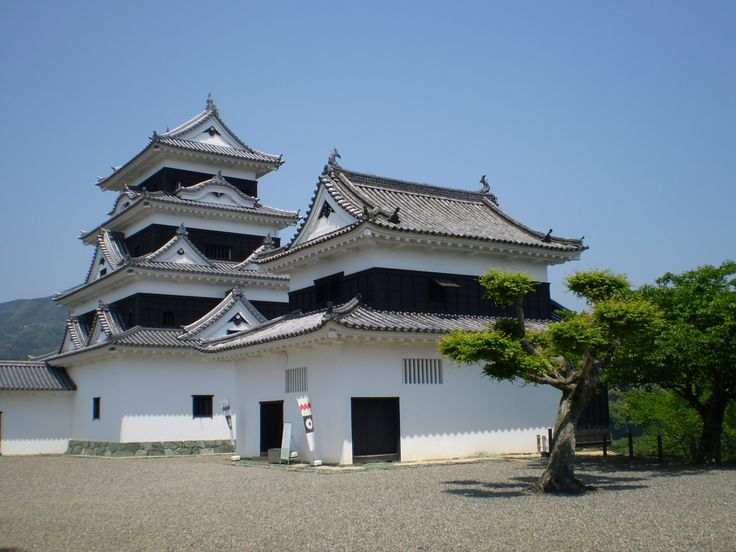 Ozu Jo - also known as Jizogatake Castle