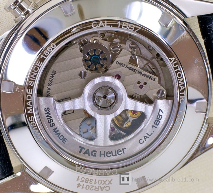 TAG Heuer Carrera 1887 41mm
