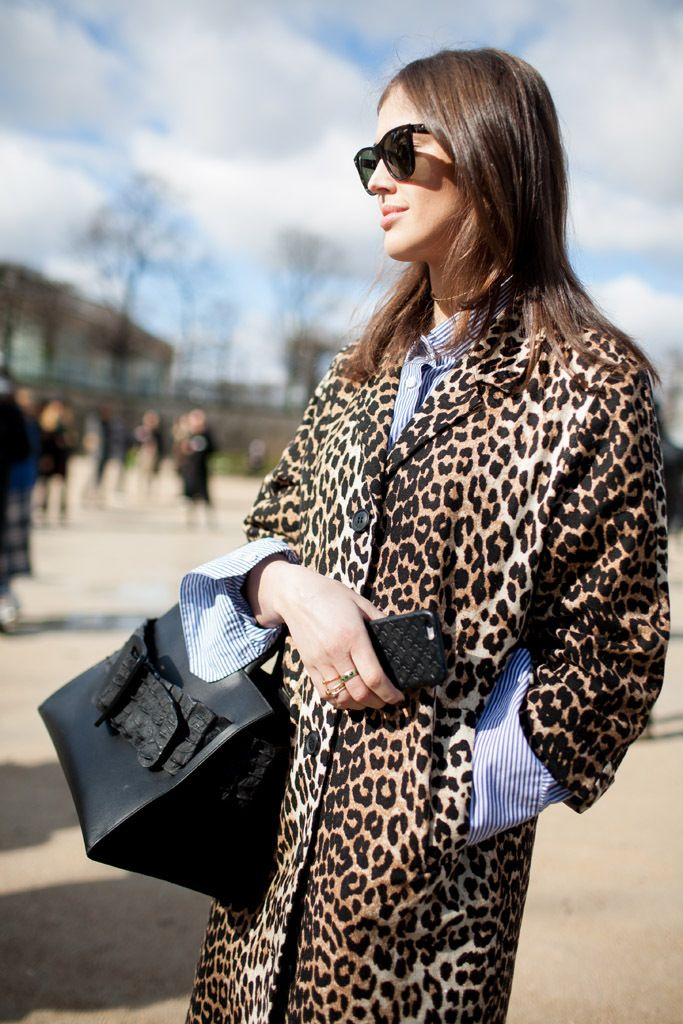 Paris Fashion Week Fall 2016 | street style #PFW [Photo: Kuba Dabrowski]