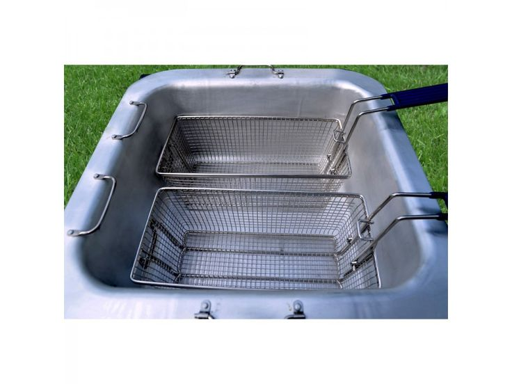 1000 images about fish cookers on pinterest for Fish fryer basket