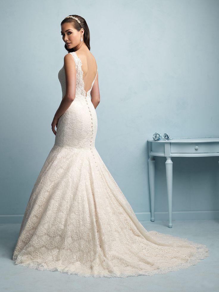 Allure Bridal Style 9201