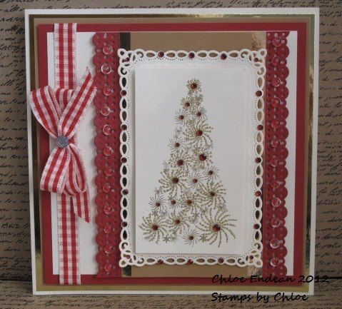 Stamps by Chloe Starry Tree