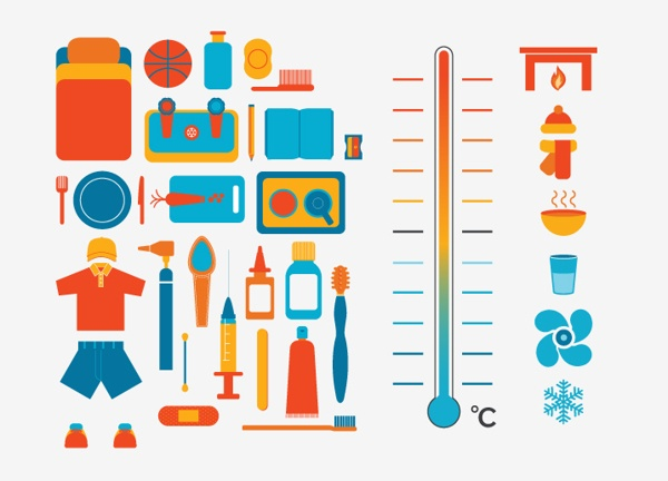 Illustrations for Nurture Magazine