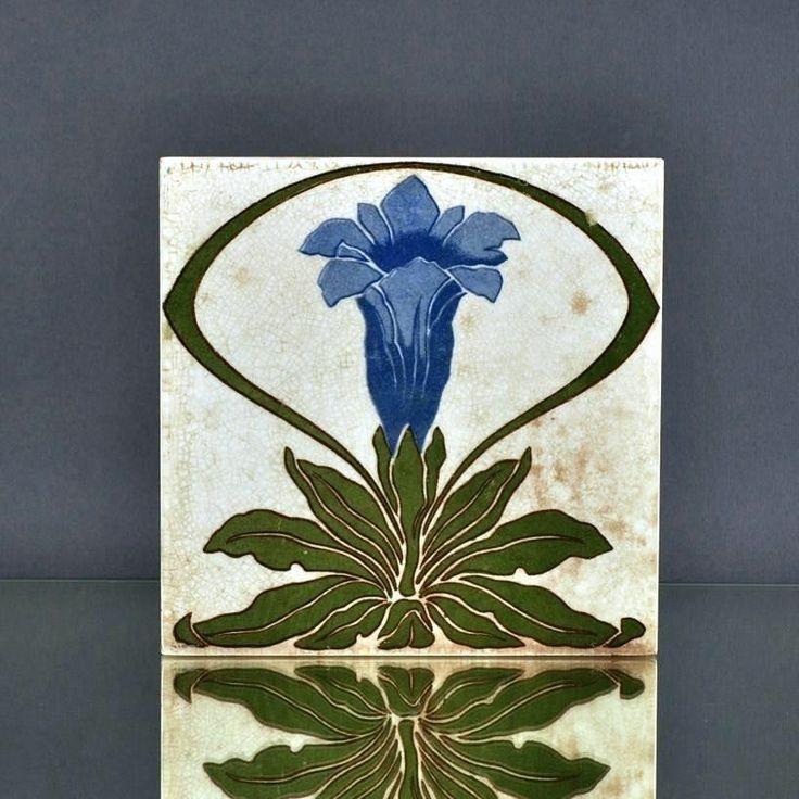 64 besten jugendstill tiles bilder auf pinterest fliesen fliesen im jugendstil und mosaik - Art deco fliesen ...