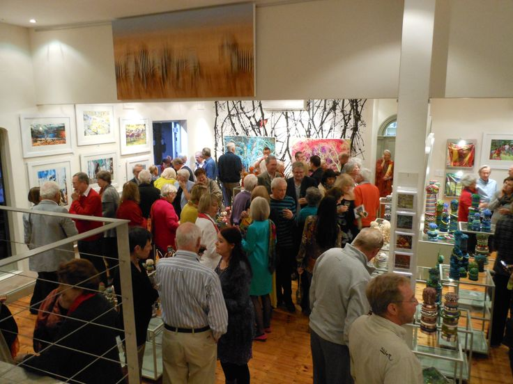 Jane Bedford- July 16th 2014 opening night at Artisan brought crowds of people excited to see Jane's Beautiful collection of beaded dolls and vibrant photography. Artisan Gallery: info@artisan.co.za
