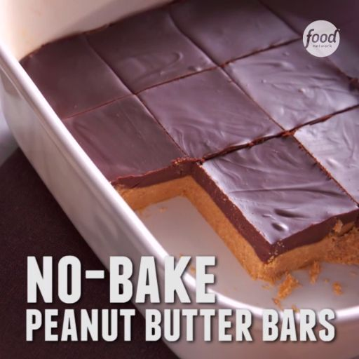 A sprinkle of sea salt enhances these Peanut Butter Bars topped with Chocolate Ganache. This decadent treat is quick and easy to make and a guaranteed crowd-pleaser!