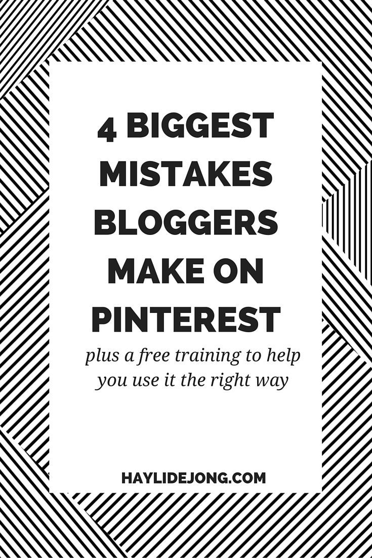 Are you a blogger or business owner looking to make pinterest work for you? Here…