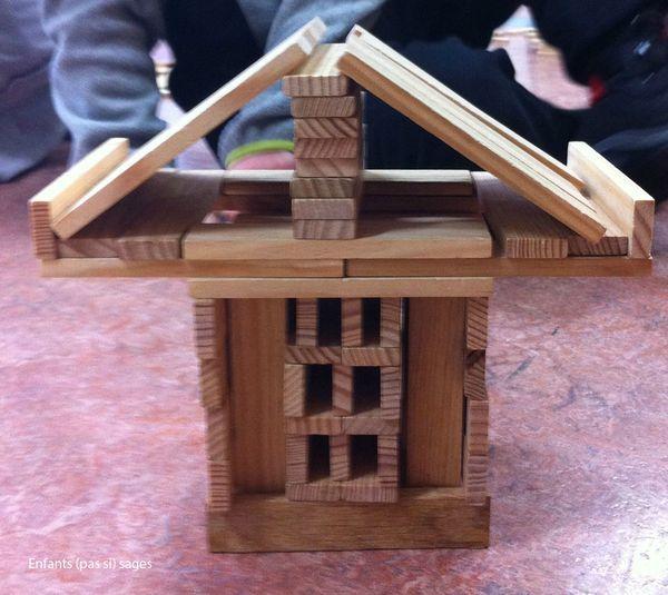 maison en kapla