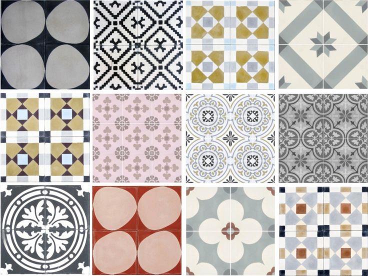 Mod The Sims - Scandinavian Tile Collection