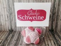 leckere Glücksschweinchen