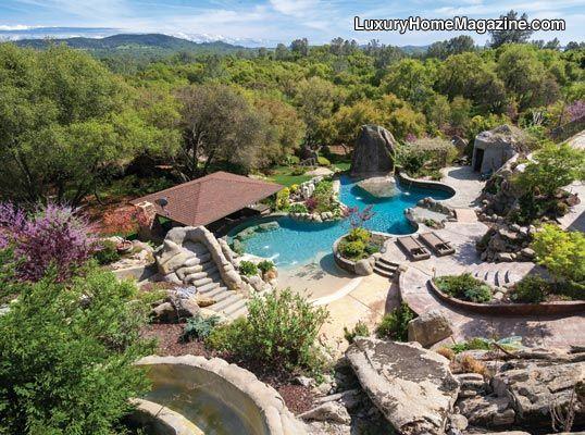 Homes for sale in granite bay ca granite bay for Pool design roseville ca
