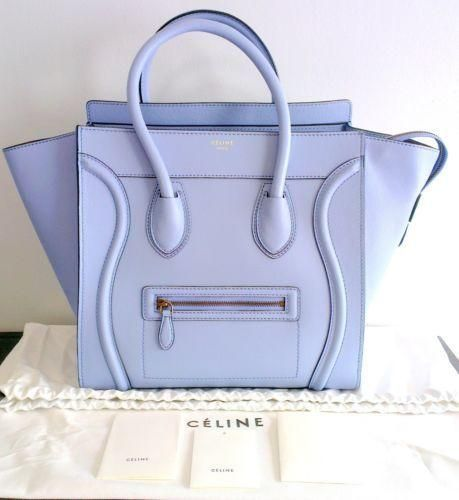 We need this Celine bag in our lives.