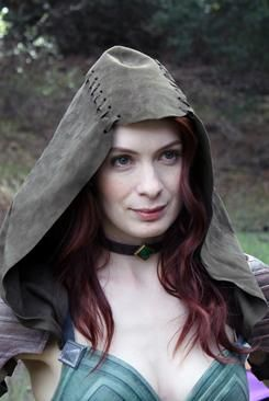 Felicia Day- Dragon AgeFeliciaday, Awesome Geeky, Age Redemption, Dragon Age, Age Videos, Dragons Age, Felicia Day, Beautiful People, Games Series