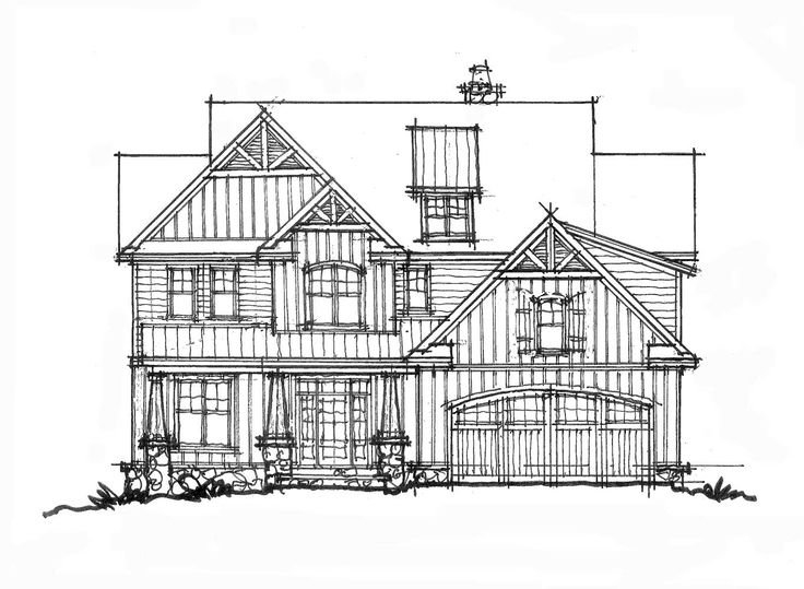 2 Story House Floor Plans And Elevations 918 best must-see house plans blog images on pinterest | floor
