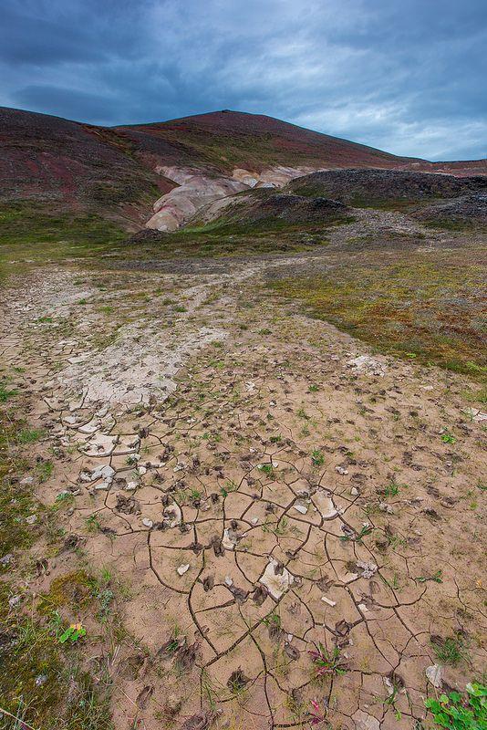 Iceland - Krafla fields  #Iceland #Vulcano #Krafla #Landscape #nature