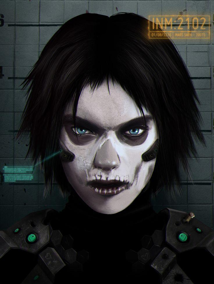 3298b8f879cb63f035a403413382a795--cyberpunk-girl-cyberpunk-rpg.jpg (736×976)