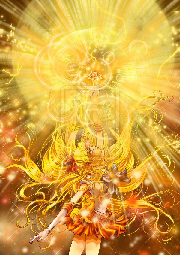 Sailor Venus Shiny Crystal Power: The Venus by AmarineCraft