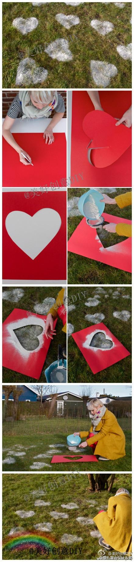 ¡Pisos llenos de amor! ideas creativas para este San Valentin