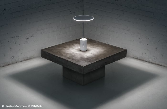 Industrial style with the #Sisifo lamp ►http://bit.ly/Sisifo  #design Scott Wilson