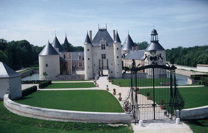 Château de Chamerolles 2 - Chilleurs-aux-Bois