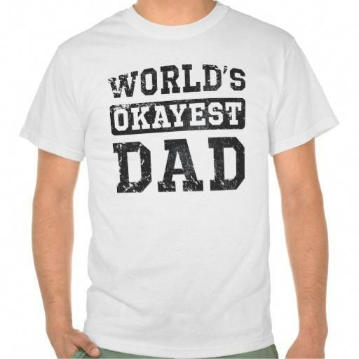 orlds okayest dad mens - 512×512