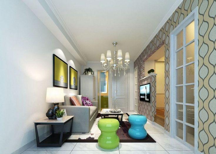 Rectangular Living Room Rectangular Living Room Interior Design D Renderings Download D Living Room Cool