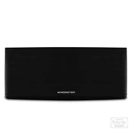 Monster Streamcast S1  — 22990 руб. —  Streamcast* S1 идеально подходит для небольшой комнаты, но также может являться частью беспроводной музыкальной ситсемы высокой четкости Streamcast, которая работает по Bluetooth и Wi-Fi. Это революционный прорыв в беспроводных межкомнатных аудио-системах, дающий вам больше возможностей для погружения в любимую музыку. Независимо от того какую потоковую музыку вы хотите послушать, Streamcast воспроизведёт её без дополнительного контроллера, который…
