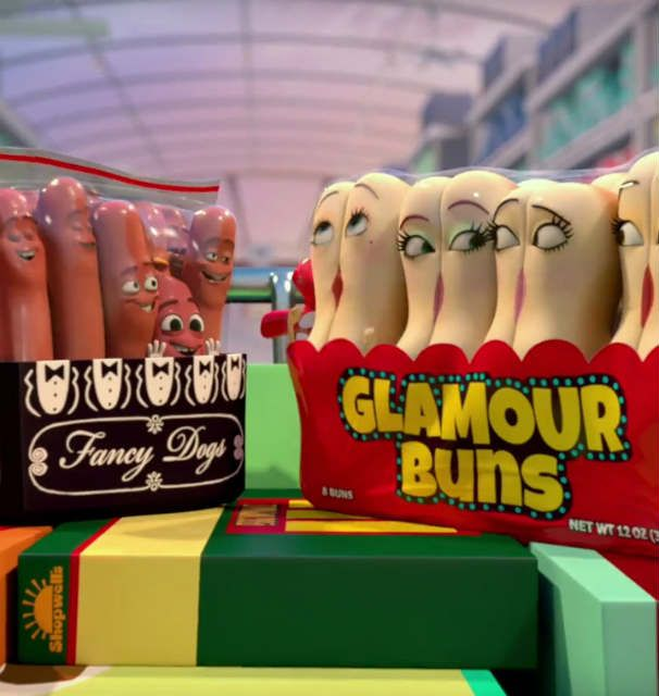 Here's a trailer after long that will actually make you wait for the movie! The animated film is about food from the grocery store learning the horror of what happens when its taken off the shelf and brought home to be sliced, chopped, diced and cooked. However, it's strictly not meant for kids, given the amount of … Continue reading Sausage Party trailer: Too good to be missed! » | #LittleNews