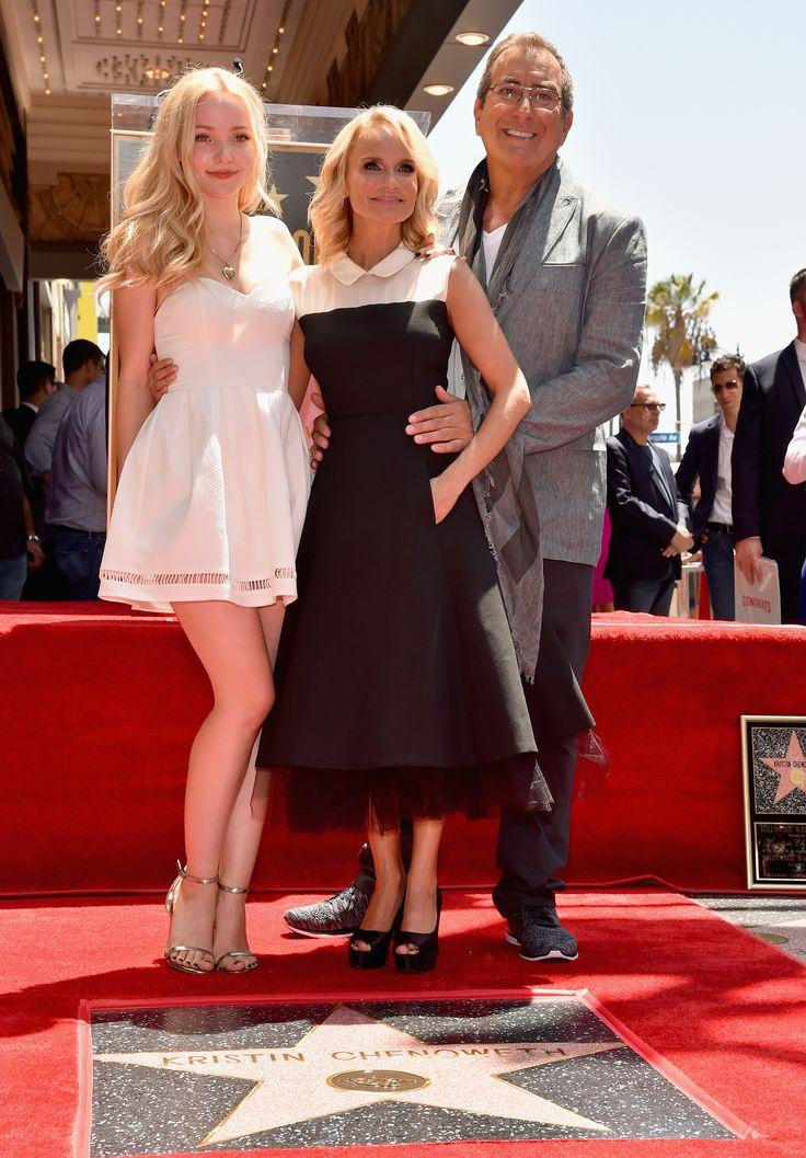 Dove Cameron - Kristin Chenoweth Hollywood Walk 7/24 - Album on Imgur