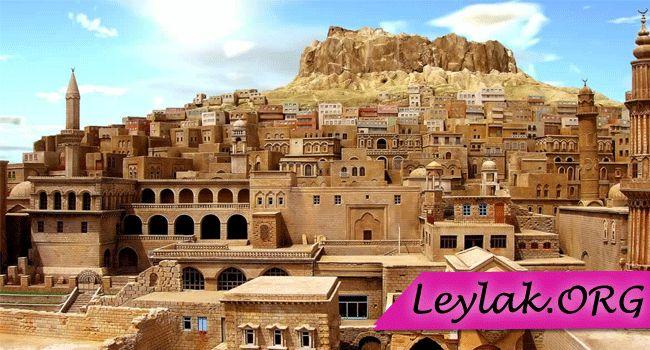 Mardin yöresel lezzetli meşhur yemekleri ve gezilecek yerleri nereler
