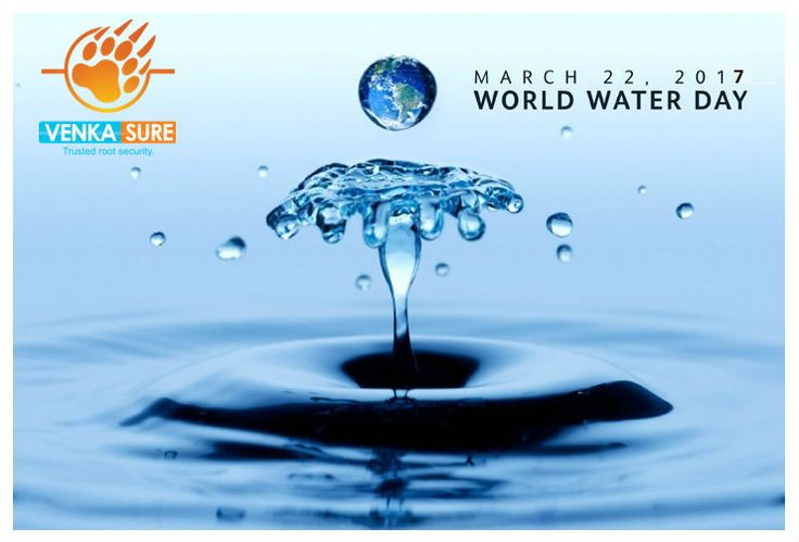 World Water Day.....!