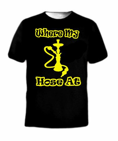 Hookah Bar T-Shirt price in Pakistan at Symbios.PK
