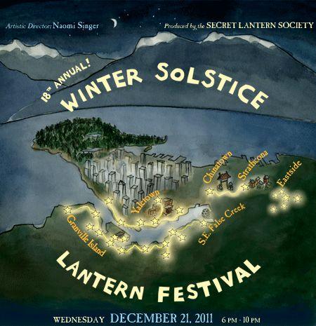 December: Vancouver Winter Solstice Lantern Festival