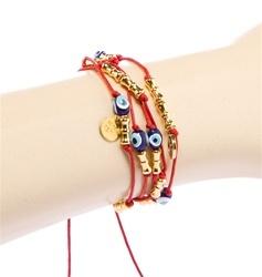 Kabbalah Wrap Bracelet