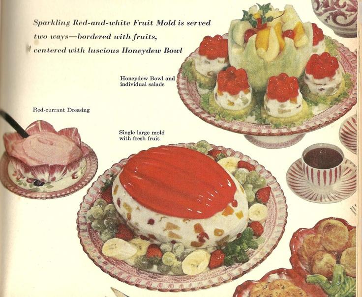 1000 Ideas About Retro Food On Pinterest Vintage Food