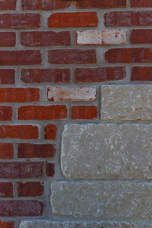 17 best images about exteriors on pinterest villas for Brick and stone elevations