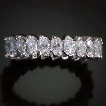 Vintage 265 carat Marquise Cut Diamonds by adinantiquejewellery, €3750.00