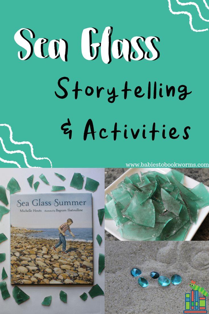 Sea Glass Activities for Kids