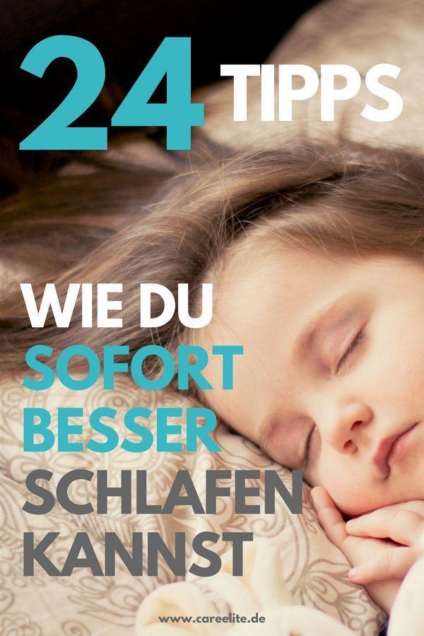 24 Tipps Wie Du Besser Schlafen Kannst Schlafstorungen Careelite Besser Schlafen Schlafstorung Einschlafen Tipps