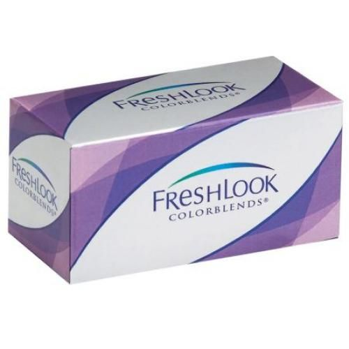 Freshlook Colorblends - 	2 Lenses / Box for $12.99