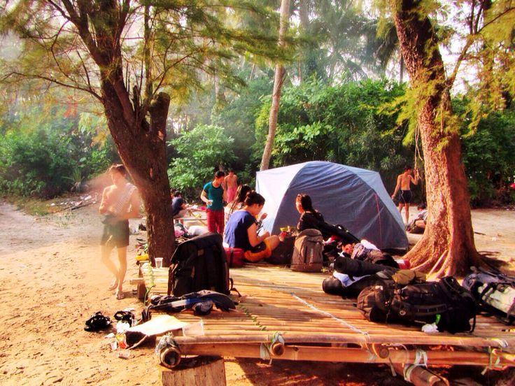 Viewpoint silver island #vsco #vscocam #vscomoment #iphone #iphonecamera #silverisland #indonesia2014